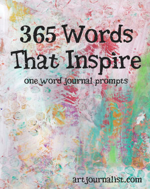one-word-art-journal-prompt