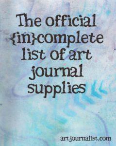 art-journal-supplies