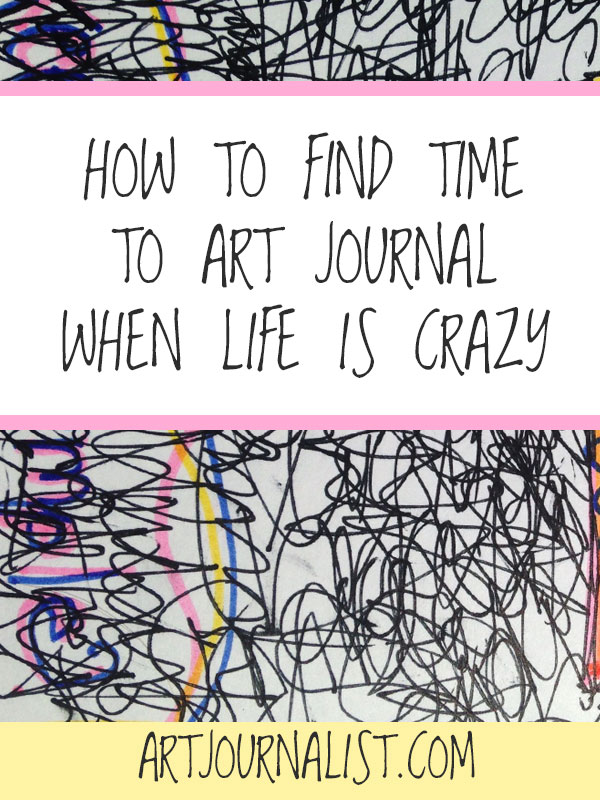 time-to-art-journal
