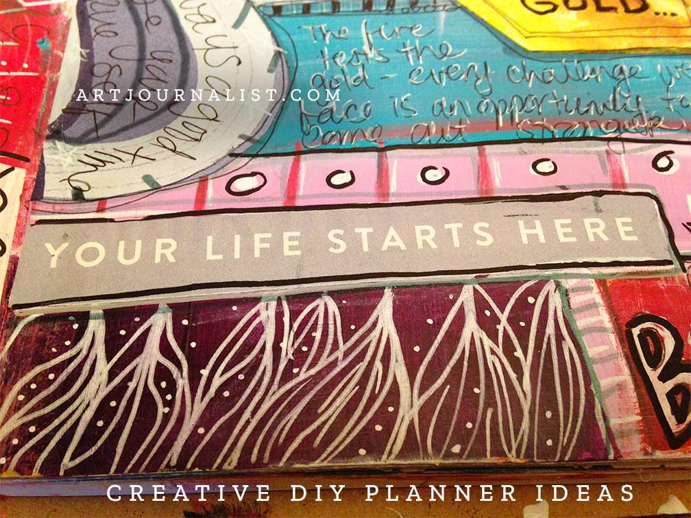 creative diy planner ideas