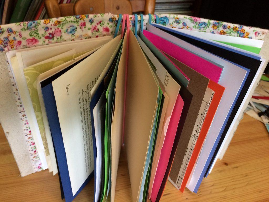 journal binding tutorial