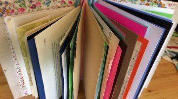 The Elusive Perfect No Sew DIY Junk Journal Binding Tutorial