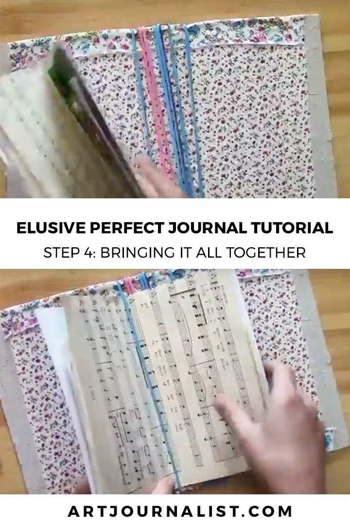 journal binding tutorial