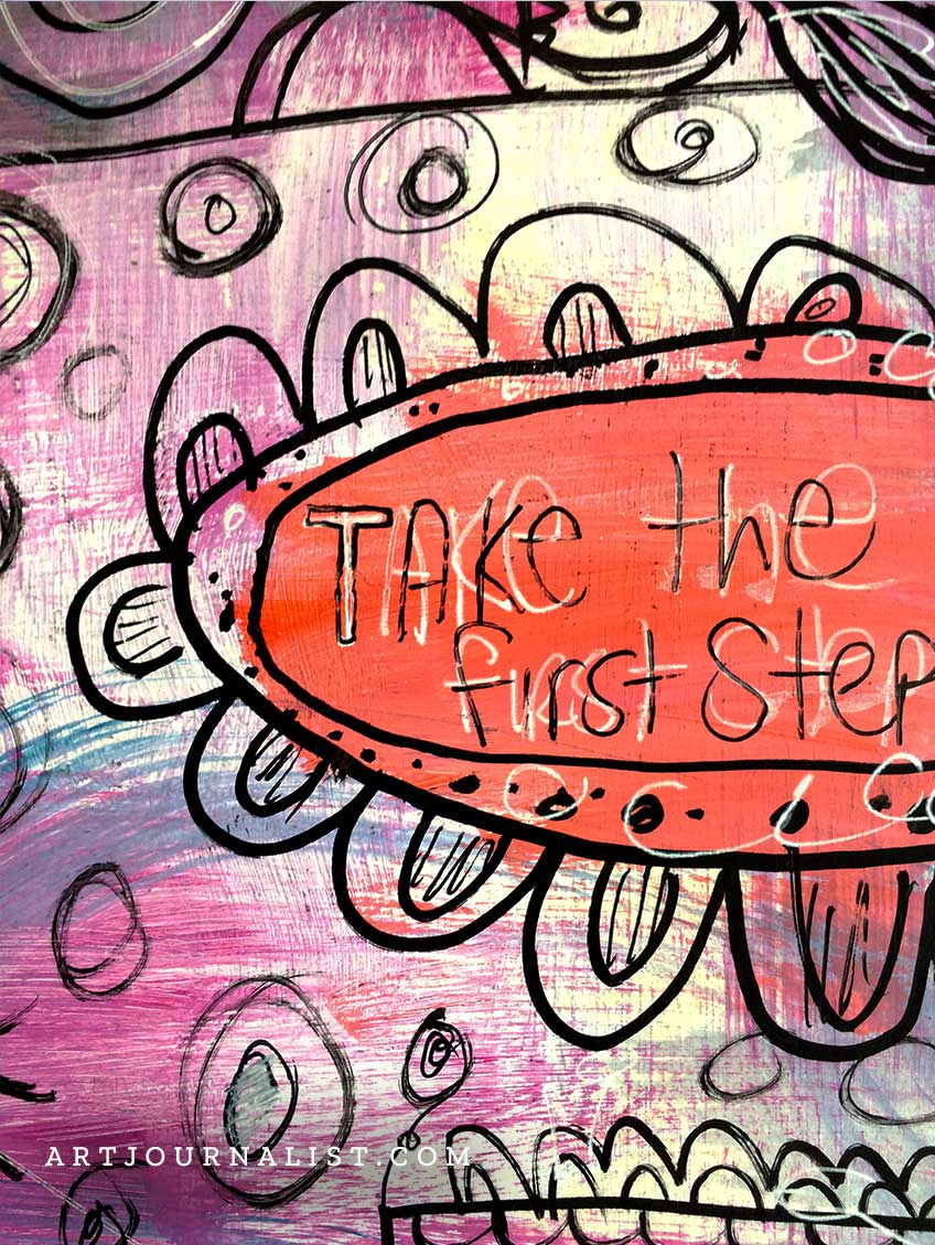 Take the First Step!