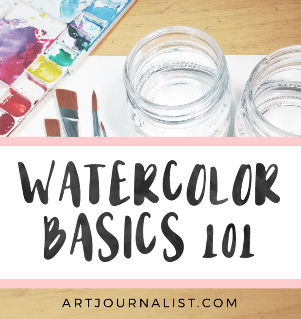 watercolor basics 101