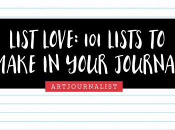 list love journal prompts