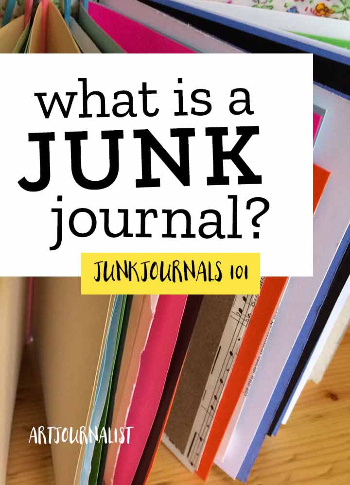 junk journal basics