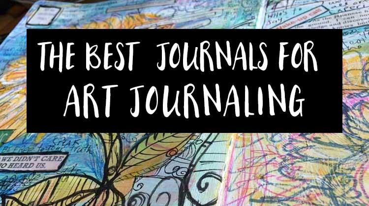 Creative Journal Art Finding Yourself