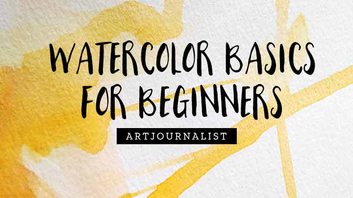 How To Paint With Watercolors Watercolor Painting For Beginners 101