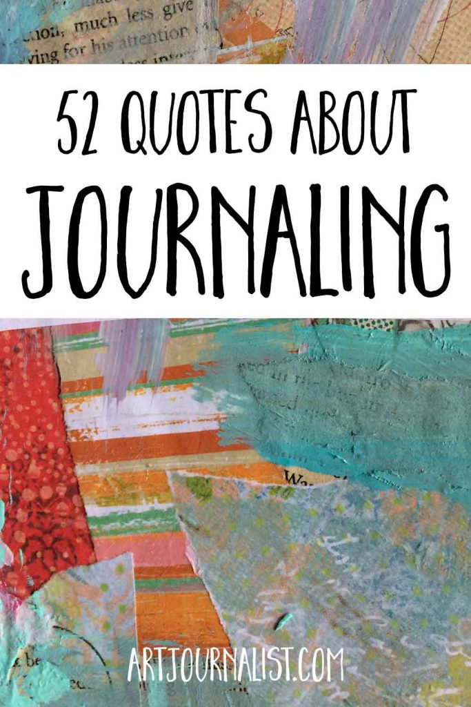 quotes about journaling